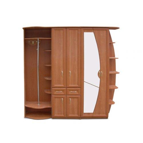 Шкаф двухдверный Изабель (секция 0,9 м)