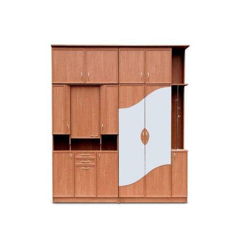 Шкаф двухдверный Карина (1,0 м)