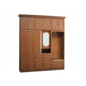 Шкаф с вешалкой Саманта (секция 0,7 м)