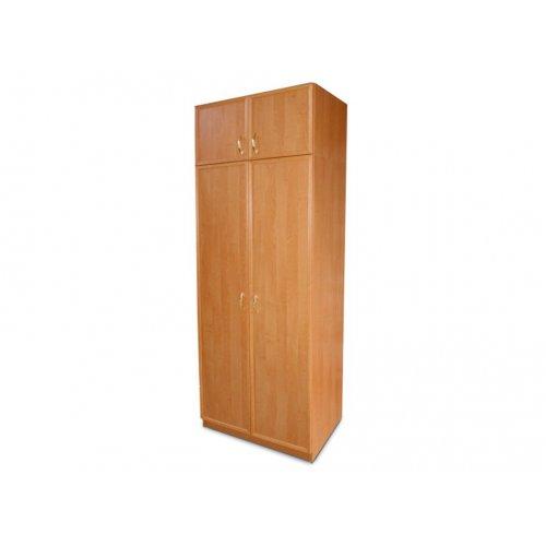 Шкаф двухсекционный (0,85 м)