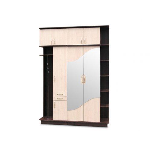 Шкаф двухдверный Виола (секция 1,0 м)