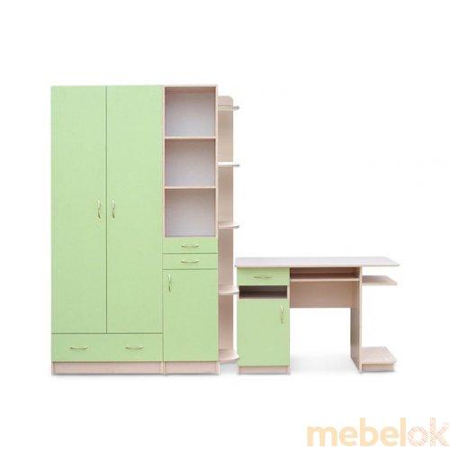 Шкаф к детской Бася