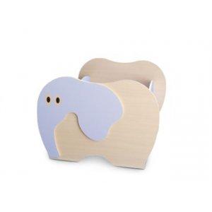 Детская кровать Слоненок (70х160)