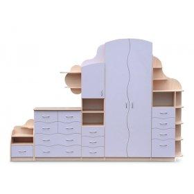 Комплект мебели для детской Яся