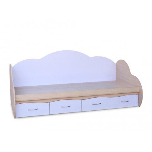 Кровать односпальная Яся (90х190)
