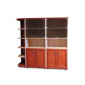 Офисный шкаф (2шт) + регалл Буран