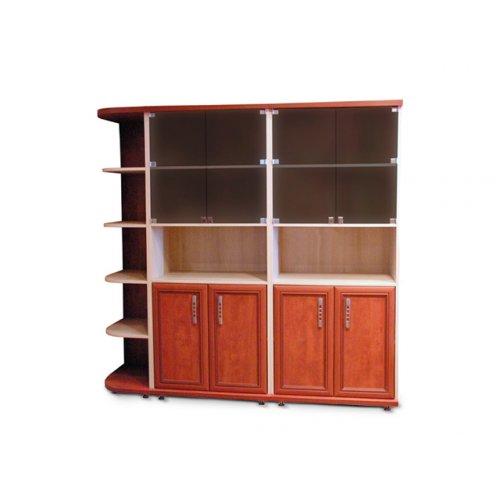 Офисный шкаф + регалл Буран