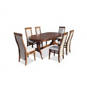 Комплекты стол и стул из Бука Марко (Marko): купить, цены в магазине МебельОК