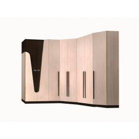 Модульный угловой шкаф Арья