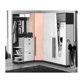 Шкаф Арья угловой 60х60/36х195 см