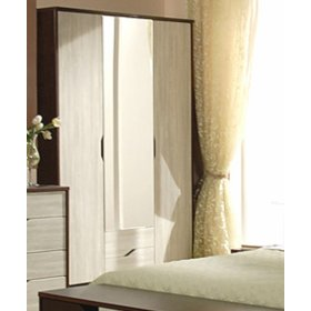 Шкаф трехдверный Доминика 148х60х220 см
