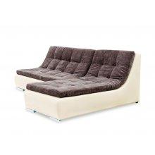 Угловой модульный диван Плаза