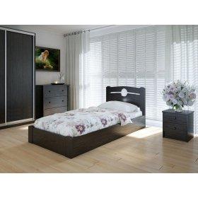 Кровать Авила с подъемным механизмом ольха