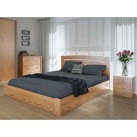 Кровать Грин плюс с подъемным механизмом ольха