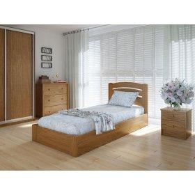 Кровать Грин с подъемным механизмом ольха