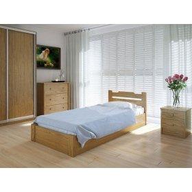 Кровать Сакура с подъемным механизмом ольха