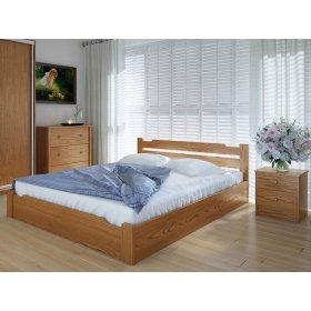Кровать Сакура 180х200 с подъемным механизмом ясень
