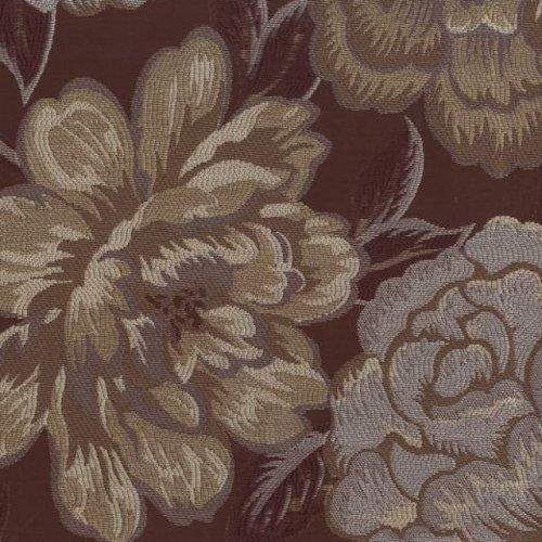 Ткань жаккард Флора 2