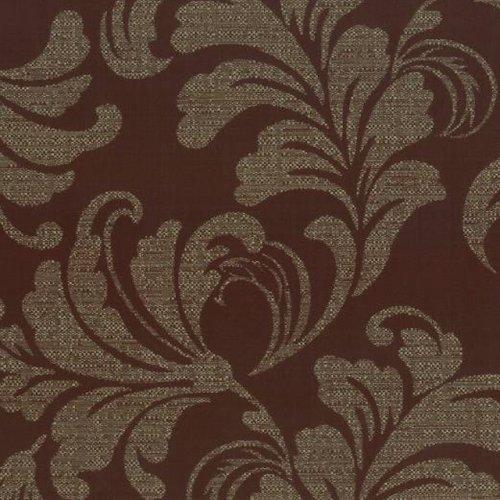 Ткань жаккард Лувр браун