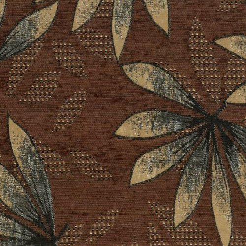 Ткань шенилл Алабама браун