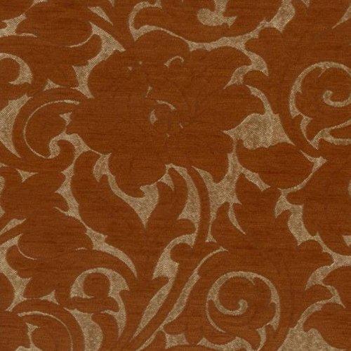 Ткань шенилл Версаль браун