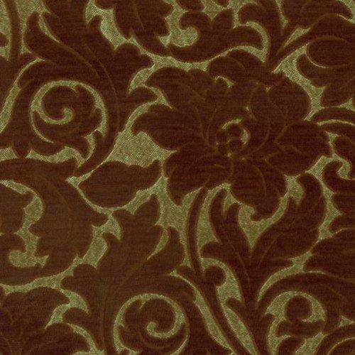 Ткань шенилл Версаль олив