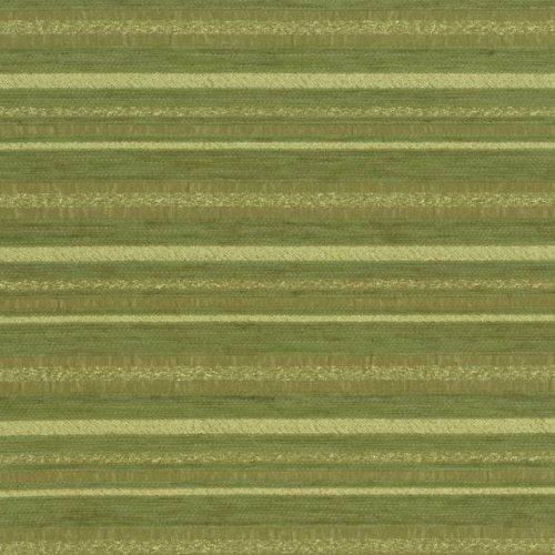 Ткань шенилл Земфира зел полоса