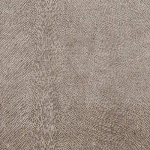 Ткань велюр Лима кофе комб