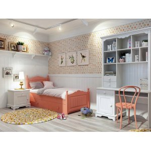 Кровать Melanie Plus 90х200