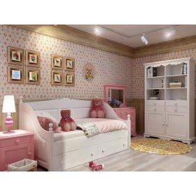Детский спальный гарнитур Melanie Plus-3