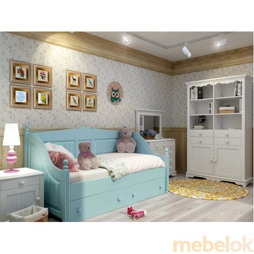 Детский спальный гарнитур Melanie Plus-8