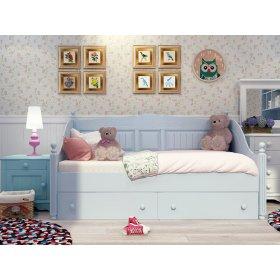 Детский спальный гарнитур Melanie Plus-4