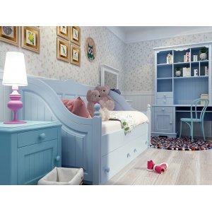 Детский спальный гарнитур Melanie Plus-5