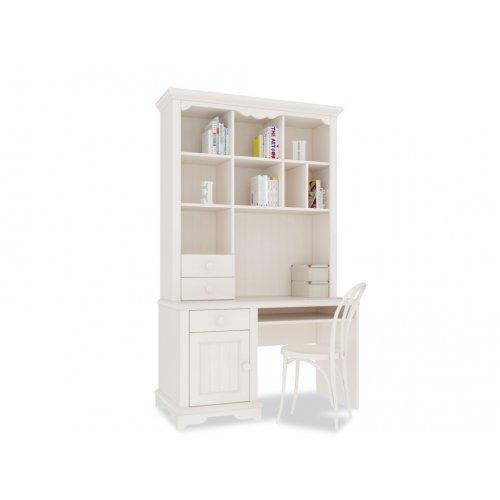 Письменный стол Melanie Plus с надстройкой