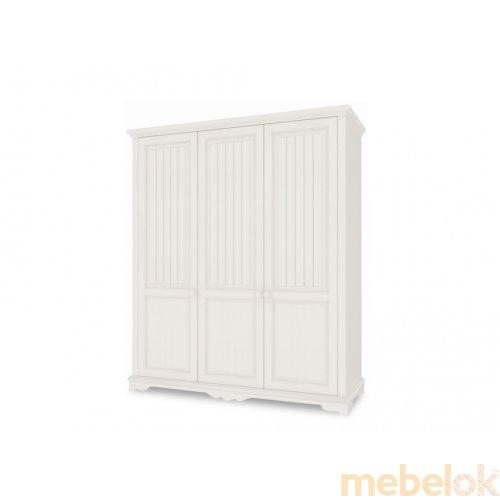 Шкаф трехдверный Melanie Plus