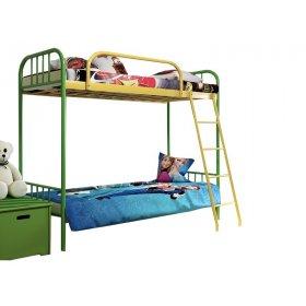 Кровать односпальная Bambo Duo 140x60