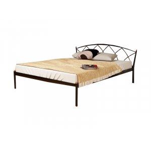 Кровать полуторная Жасмин 1 140х190