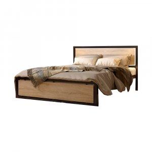 Кровать двуспальная Техас 160х200