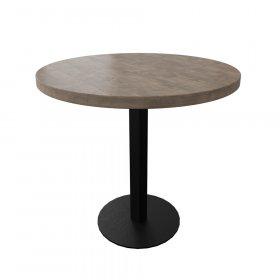 Стол Тренд 2 D80 толщиной основания 8 мм