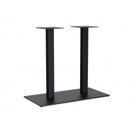 Опора для стола Тренд 1 двойной 40х80х6