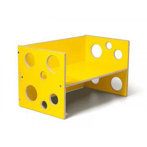 Столик-лавка Сыр