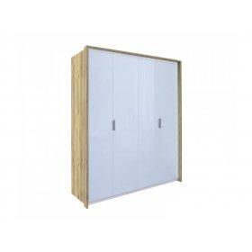 Шкаф четырехдверный Асти без зеркал