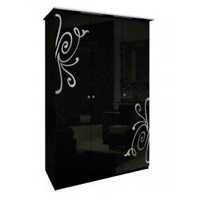 Трехдверный шкаф Богема без зеркал