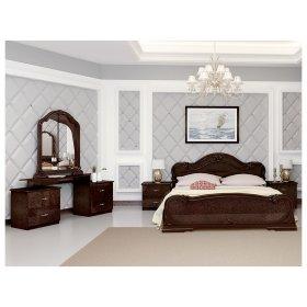 Кровать Футура 160х200 перо рубино подъемная