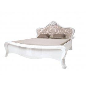 Кровать Прованс с мягкой спинкой 160х200
