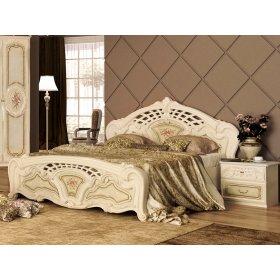 Кровать с подъемным механизмом 160х200 Реджина радика бежевый