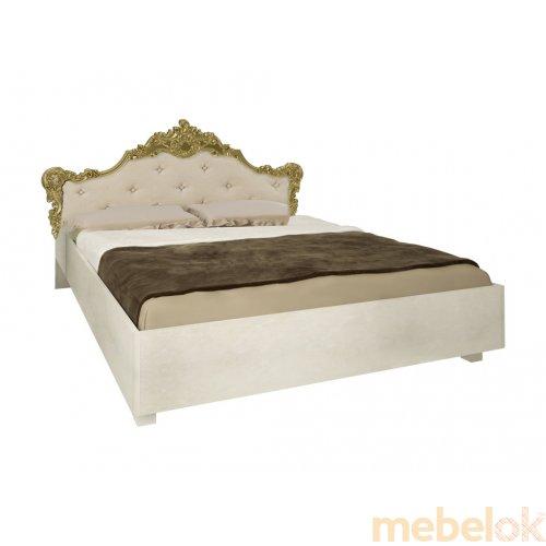 Кровать Виктория 160x200 мягкая спинка