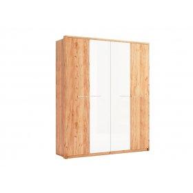 Шкаф четырехдверный без зеркала Ники