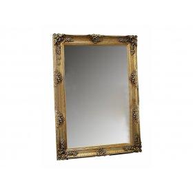 Зеркало Манчестер 130х80 золото