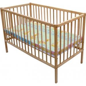 Детская кроватка Малютка 60х120